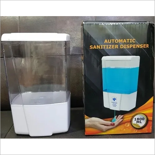 Automatic Sanitizer Spray Dispenser 1.8 L With Sensor