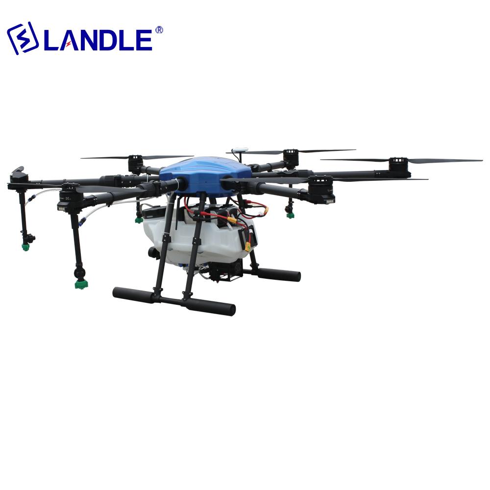 NSA622 22L Spraying Fertilizer Drone For Agriculture Spraying Fertilizer