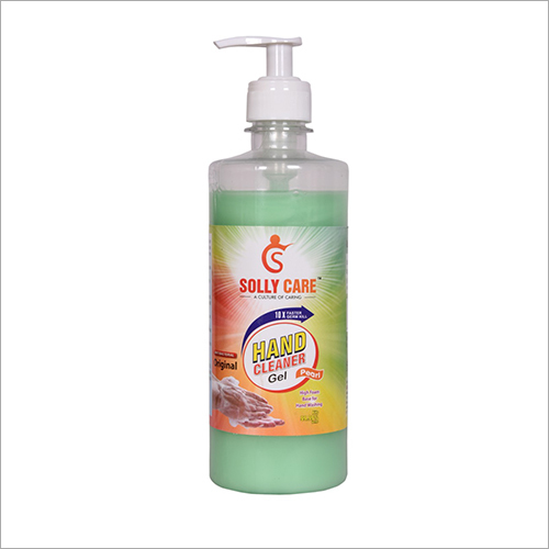 Hand Cleaner Gel