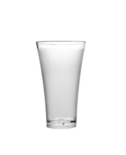 300 ML pilsner polycarbonate unbrekable glass