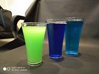 300 ML pilsner polycarbonate unbrekable glass