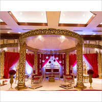 Carving Wedding Mandap