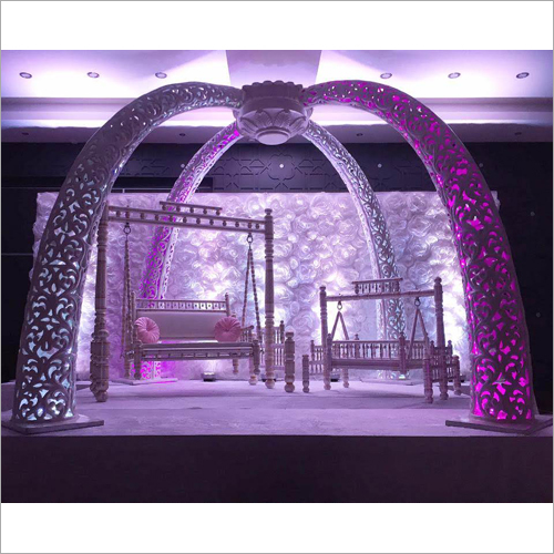 Tusk Wedding Mandap