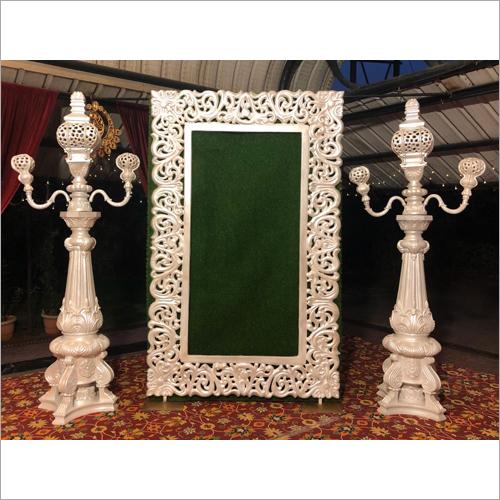 Wedding Entry Photoframe Lampost