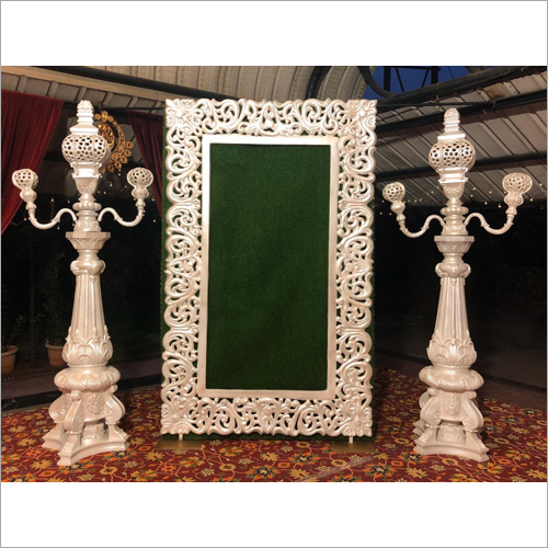 Wedding Entry Photoframe with Lampost