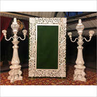Wedding Entry Photoframe Lampost