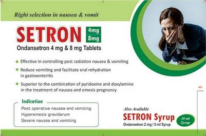 Setron 4 & 8
