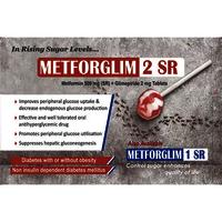 Metforglim 2 Sr
