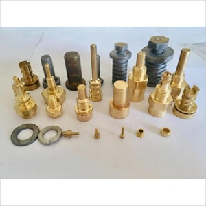 Brass Auto Sensor Parts And Components
