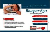 Bluepar 250 Syrup