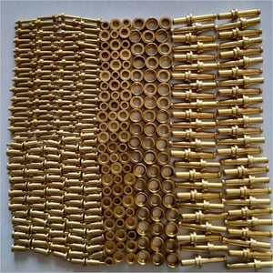 Brass Automobile Parts And Components