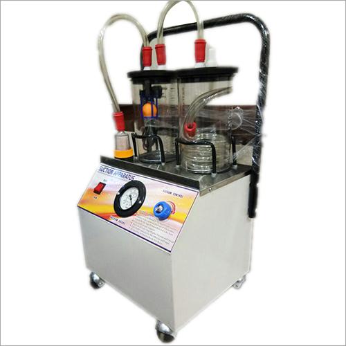 Hi-vac Suction Machine
