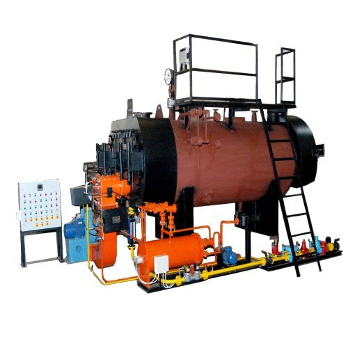 Steam Boiler Gas Burner