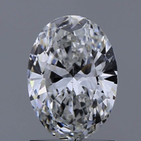 Oval Brilliant Cut 1.01ct E SI1 HPHT IGI Certified Lab Grown Diamond TYPE2 447089621