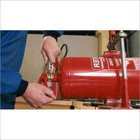 Industrial Fire Extinguisher Refilling Services