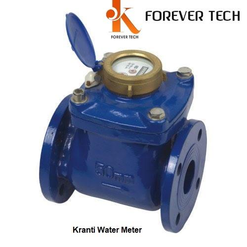 Analog Water Meter