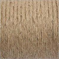 6 MM Mill Spun Machine Braided Jute Yarn
