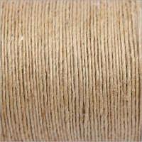 Waxed Jute Yarn For Labels
