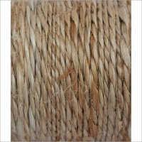 Hand Spun Golden 2 Ply Jute Yarn