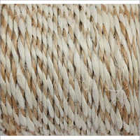 Natural Gold and Bleach 2 Ply Jute Yarn