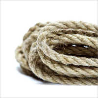 Jute Hand Twisted Rope