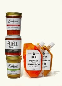 Condiments Packaging Material