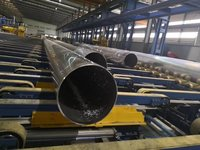 Large Diameter Aluminium Pipe