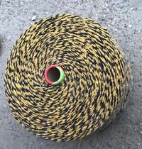 Yellow Black Yarn