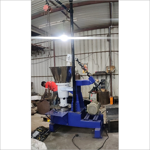 Electric Rotary Oil Extraction Machine