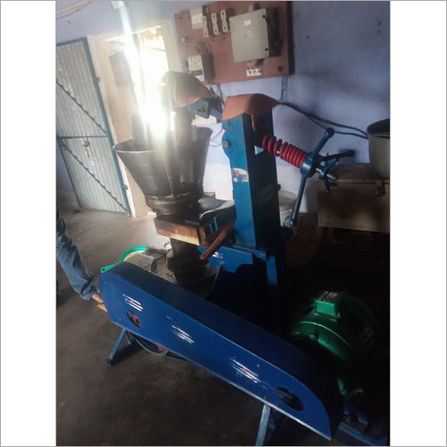 8 Kg Rotary Oil Mill Machine