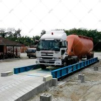Textile Industry Weighbridge