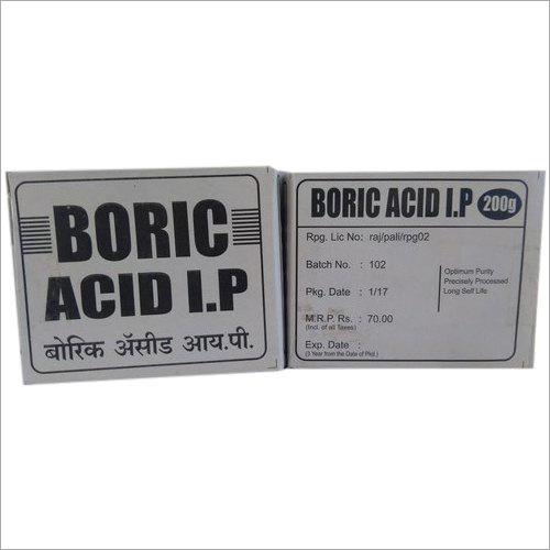 200 g Boric Acid I.P