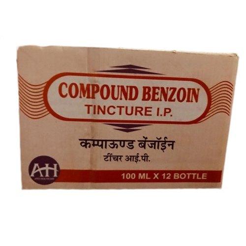 Compound Benzon Tincture I.P
