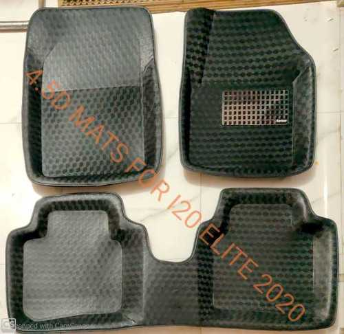 Car 4.5d Mats Gor Hyundai I20-2020 (Set Of 3 Pcs.)