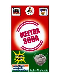 Meetha Soda 100 GM Box , ART NO. 2712