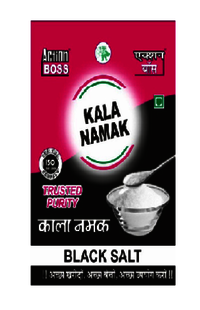 Kala Namak 200 Gm Pouch , Art No. 2928