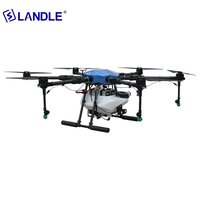 NSA622 6-Axis Big Drone For Agriculture 22L Fertilizer