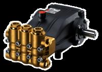 Motorized Hydrostatic Pressure Test Pumps 500 BAR