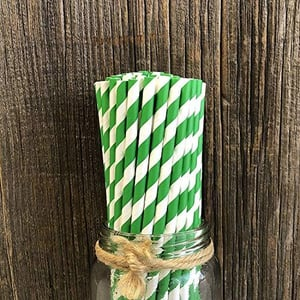 FDA Approved Paper Straws, Size: 8MM x 200MM