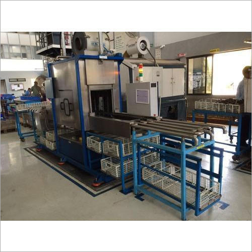 Industrial Parts Cleaning Machine