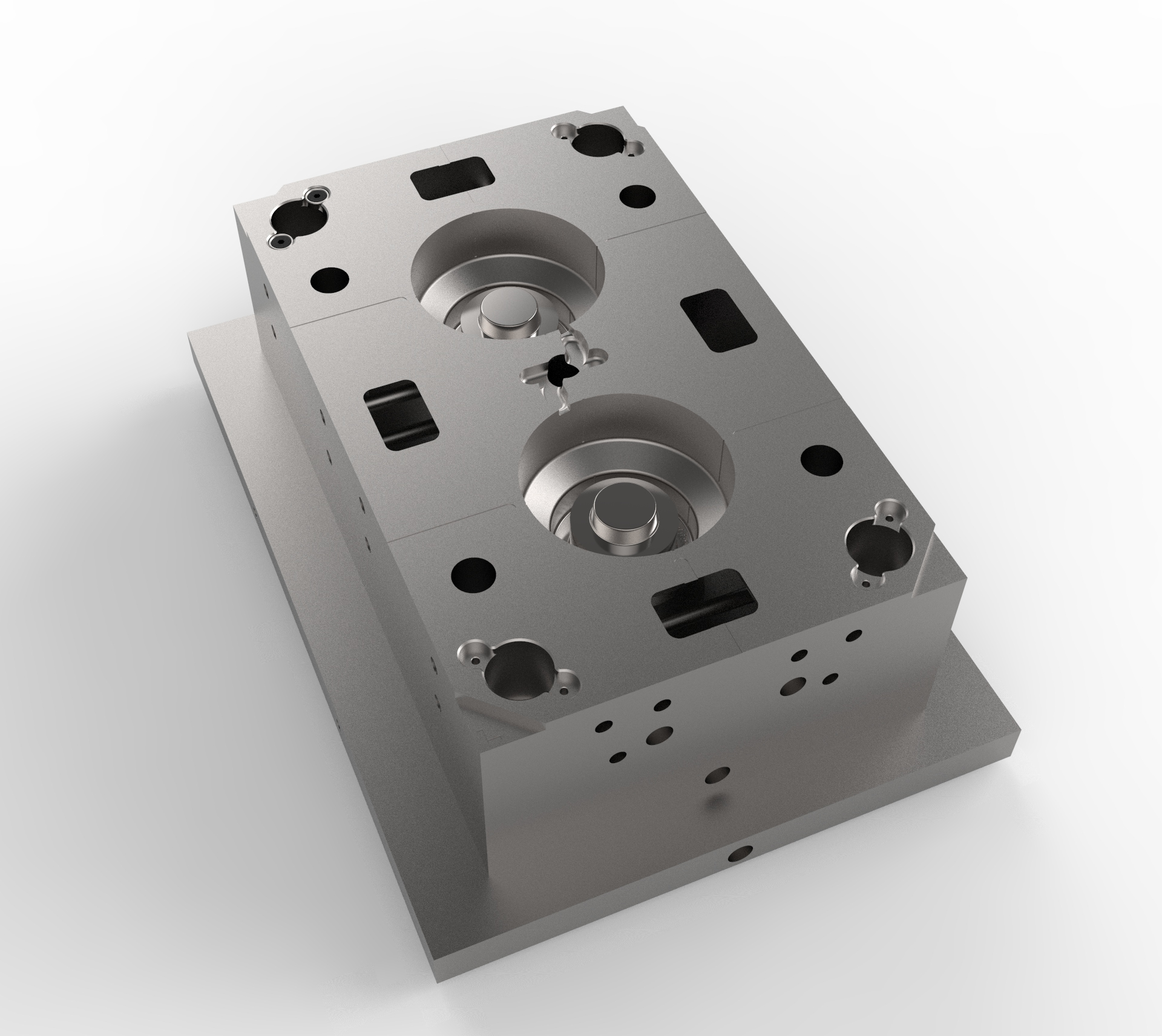 Coupling Fitting Mould