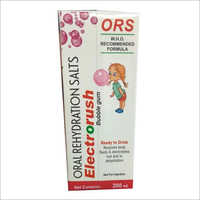 200 ml Oral Rehydration Salts