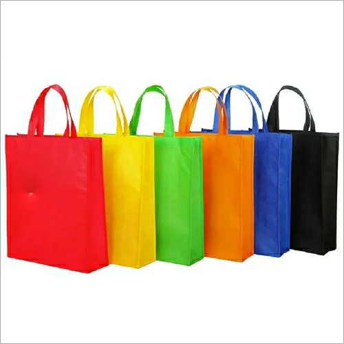 Customized Non Woven Bags With Handle