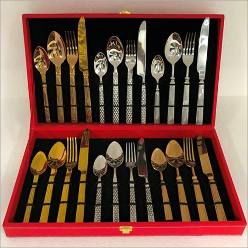 Cutlery Box Set Of 24pcs