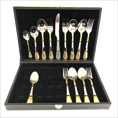 Cutlery Box Set Of 14pcs