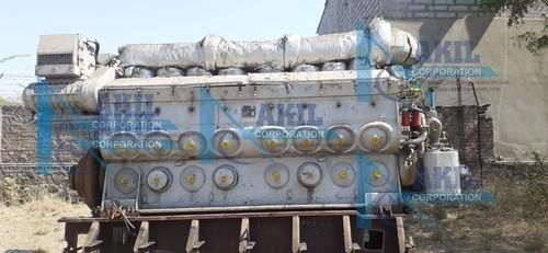 EMD 16-567 Complete Engine