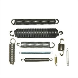 Tension Or Extension Spring