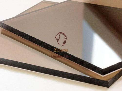 SPECIAL POLYCARBONATE LIGHTING SHEET 4MM
