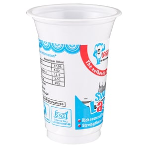 275gm Sweet Lassi Glass