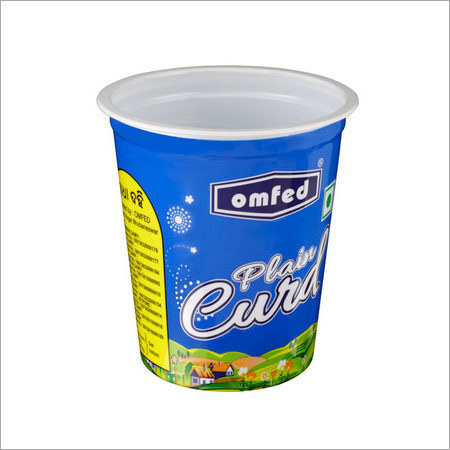 400g Omfed Curd Cup